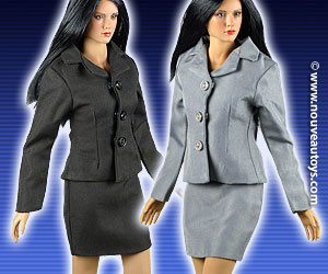 Nouveau Toys 1/6 Secretary Business Dress Set